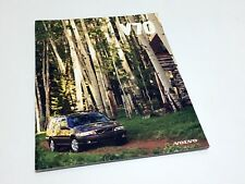 1998 Volvo V70 Cross Country Wagon Brochure