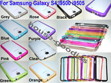 Unbranded/Generic Silicone/Gel/Rubber Plain Mobile Phone Cases, Covers & Skins for Samsung Galaxy S4