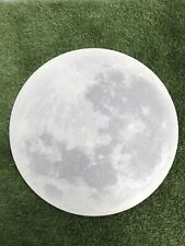 Giant Moon Halloween Outer Space Galaxy Nursery Magic Decoration Prop MDF HW E1