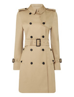Trench Giacca Giubbotto Aquascutum London Donna Women Franca Db Rainwear Camel