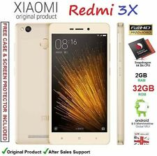 """XIAOMI Redmi 3x PRO 5"""" Smartphone Octa Core Dual SIM 32gb Android 6 Sbloccato Nuovo"""