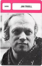 FICHE CINEMA :  JAN TROELL -  Suède (Biographie/Filmographie)