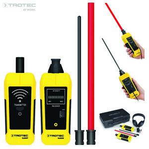TROTEC Ultraschall-Messgerät SL800 | Detektion | Leckageortung Dichtheitsprüfer