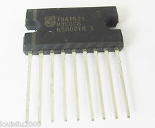 5 Pcs IC Chip TDA1521, HI-FI Audio Power Amplifier 9Pin