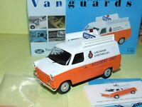 FORD TRANSIT MKI POLICE VANGUARDS VA06602 1:43