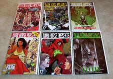 6 Dark Horse Presents Comics 12 13 14 15 16 17 2011 Series Aliens Sam Keith