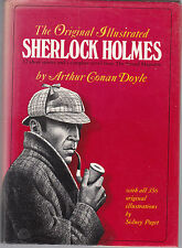 The Original Illustrated Sherlock Holmes 37 Short Stories Plus a Complete Novel