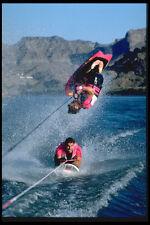 370000 Kneeboard Stunt Flip A4 Photo Print