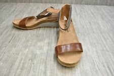 **Naot Pixie Sandals, Women's Size 9, Brown NEW