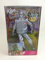 Wizard of Oz Barbie Collection Mattel 1999 Ken as Tin Man Doll New Sealed
