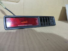 GEO TRACKER 95-98  REAR SIDE MARKER LIGHT w/ LOUVERED BEZEL PASSENGER RIGHT RH
