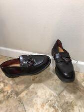 Dr. MartensAdrian Leather Tassel Loafer Men's US Shoe Size 12M Made In England