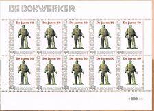 Nederland 2563-Aa-5 Nostalgie in postzegels de jaren 50 de dokwerker