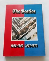 The Beatles Red & Blue Album 1962-1966 1967-1970 Promo Press Release Pack 1993