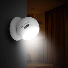 360° Motion Sensor LED Night Light Bright Infrared Detection for Garden Hallway