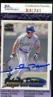 Johnny Damon 1999 Pacific Hand Signed Jsa Coa Autographed Authentic