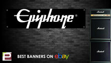 Epiphone Banner, for Rehearsal Room, Studio, Garage, Shop, Sheraton, Casino, Dot