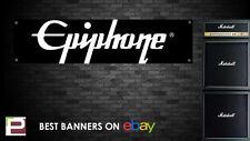Epiphone Banner, per Rehearsal stanza, Studio, garage, negozi, Sheraton, Casino, DOT