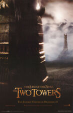 Lot Of 2 Poster : Movie Repro: Lord Of The Rings - The Two Towers #3560 Rc3 T