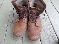 Mens Size 14M TIMBERLAND EARTHKEEPERS Boots Leather