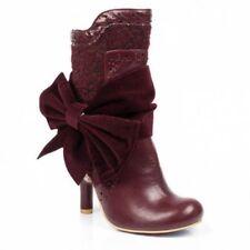 Scarpe da donna rosi marca Irregular Choice tacco alto ( 8-11 cm )