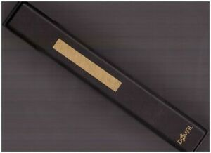 s13373) ALBUM DOMFIL Cartella 15 anelli + Custodia (nero) Usati