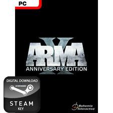 EDIZIONE ANNIVERSARIO ARMA X PC STEAM KEY