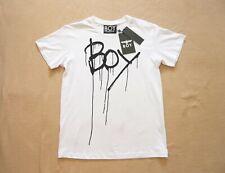 BOY London BNWT Boy Drip Tee white cotton mans T shirt Size M Cost £50