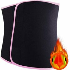 VanStart Waist Trimmer Belt-Waist Trainer for Women Pink A2