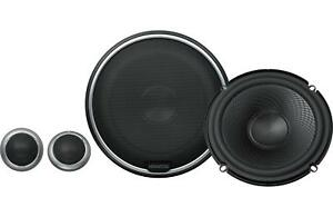 """Kenwood 2-Way 6.5"""" Component Car Speaker System with 560W Max Power - KFC-P710PS"""