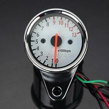 Motorcycle Backlight LED Tachometer for Honda VTX 1800 TYPE C R S N F T RETRO