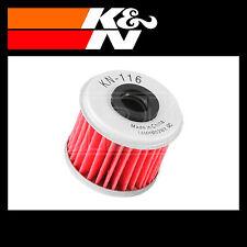 K&N Oil Filter - K and N Powersports Motorcycle Oil Filter - KN-116