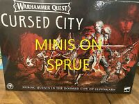 Cursed City Sprues New Individual Minis Warhammer Quest Sigmar