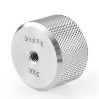 "SmallRig Counterweight 200g for Zhiyun / DJI Ronin S with 1/4"" Screw & Thread"