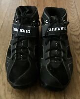 Shimano SH-MT52 SPD MOUNTAIN BIKE LOW TOP SHOES Size EURO 48 FAST SHIPPING!