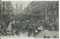 CPA-45-ORLEANS - Fêtes de Jeanne La procession - musique de l'école d'artillerie