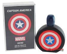 Captain America Hero by Marmol & Son for Kids - 3.4 oz EDT Spray New Box