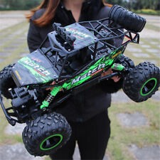 Electric Rc Cars 4Wd Monster Truck Off-Road Vehicle Remote Control Crawler Gift