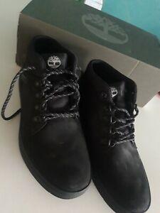 Timberland Herren Boots Sberg Field Black Neu Gr.42