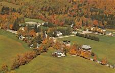 VT, Vermont  MIDDLEBURY COLLEGE~Bread Loaf Mountain Campus~Aerial View  Postcard