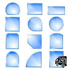 Kamin Bodenplatte Funkenschutz Glas Kaminplatte Glasplatte Ofen Platte Vorleg XP