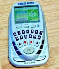 Radica Draw Poker 1999 Flip Top Electronic Handheld Portable Travel Game  Works