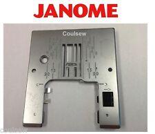 JANOME NEEDLE PLATE Fits Machines 2522LE, 5024, 5124, 4623, 4618, 3123LE,
