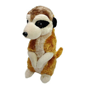 Wild Republic Meerkat Plush Soft Toy Stuffed Animal Washed and Clean 30cm 2018