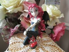 Red-haired Myka Jelina Fairy Figurine by Pacific Giftware Brand New in Box
