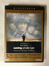 Saving Private Ryan [Dvd] 1999 widescreen special limited edition