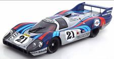 1:18 CMR Porsche 917 LH #21, 24h Le Mans Elford/Larrousse 1971 Scale Model Car