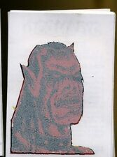 Dylan Dog Stickers Figurina n° 53