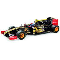 Slot Car Scalextric Lotus F1 Formula 1 Petrov #10 SCX 1/32 A10079