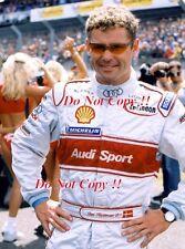Tom Kristensen Audi Portrait Le Mans Winner 2001 Photograph 1
